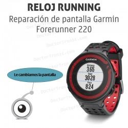 Cambio LCD Garmin Forerunner 220