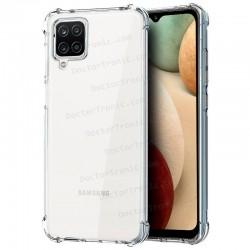 Carcasa Samsung A125 Galaxy A12 AntiShock Transparente