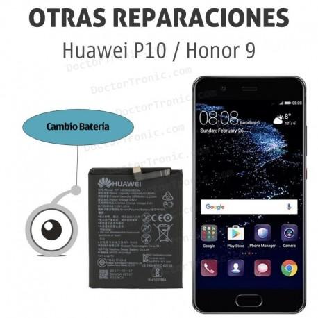 Cambio batería Huawei P10