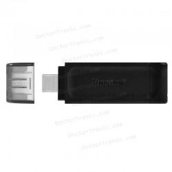 Pen Drive USB 128GB Kingston DataTraveler 70 USB Tipo-C
