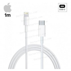 Cable Datos Usb Lightning IPhone 1 Metros (Foxconn)
