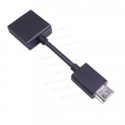 Cable adaptador de extensión compatible con HDMI