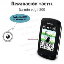 Reparación táctil GPS Garmin edge 800