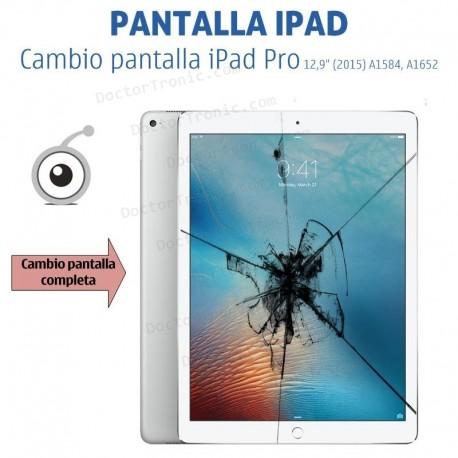 """Reparación pantalla iPad Pro 12,9"""" (2015) A1584, A1652"""