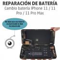 Cambio batería iPhone 11 / 11 Pro / 11 Pro Max