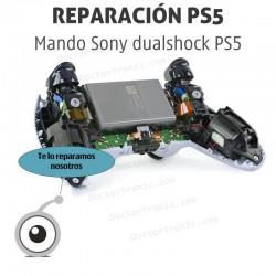 Reparación Mando PS5 Dual Shock