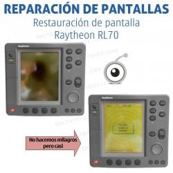 Reparación problemas de imagen Raytheon RL70