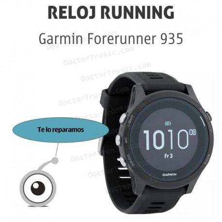 Reparación GPS Garmin forerunner 935