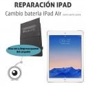 Cambio batería iPad Air A1474, A1475, A1476