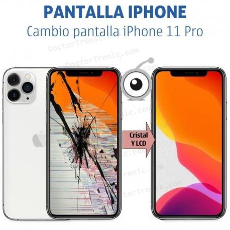 Reparación Pantalla iPhone 11 Pro