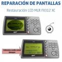 Restauración LCD MLR FX312 XC