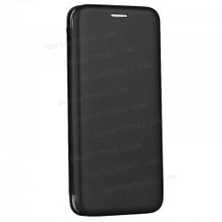 Funda Flip Cover IPhone 12 / 12 Pro Elegance Negro