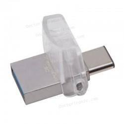 Pen Drive USB 32GB KINGSTON DataTraveler MicroDuo 3C USB 3.0/ USB Tipo-C