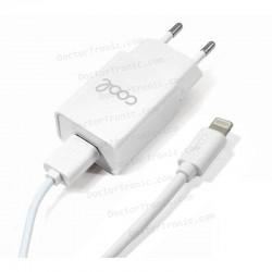 Cargador de Red IPhone/iPad Blanco