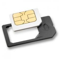 Adaptador Micro Sim conversion a Tarjeta SIM