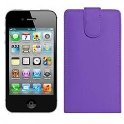 Funda Piel Exclusiva iPhone 4 / 4s (colores)