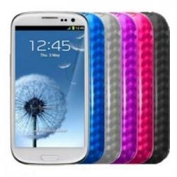 Funda Silicona Samsung i9300 Galaxy S III (colores)