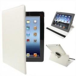 Funda iPad 2 / iPad 3 / 4 Giratoria Polipiel (Soporte)