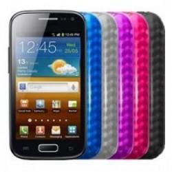 Funda Silicona Samsung i8160 Galaxy Ace 2 (colores)