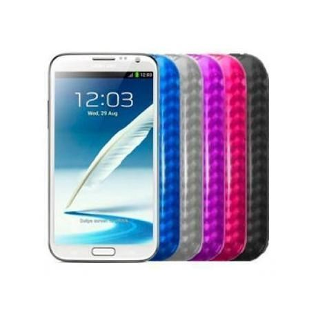 Funda Silicona Samsung Galaxy Note 2 N7100 (colores)
