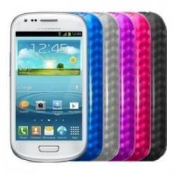 Funda Silicona Samsung i8190 Galaxy S III Mini (colores)