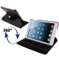 Funda iPad Mini/Mini 2 Giratoria Piel (Soporte) (colores)