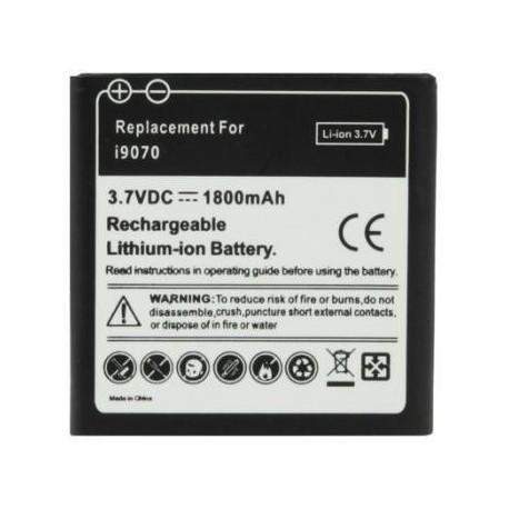 Bateria SAMSUNG i9070 Galaxy Advance