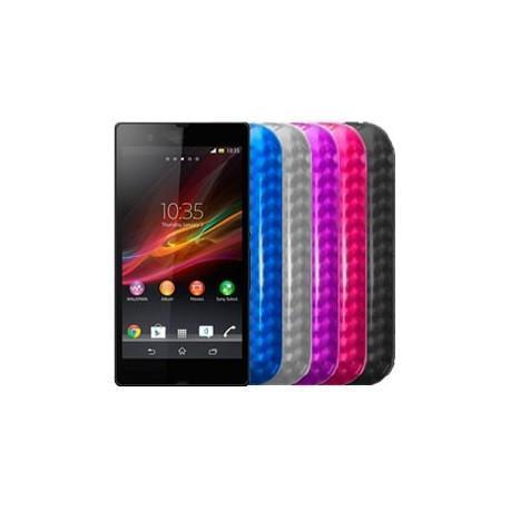 Funda Silicona Sony Xperia Z (colores) C6603 L36H