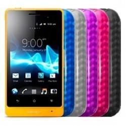 Funda Silicona Sony Xperia Go (colores) ST27