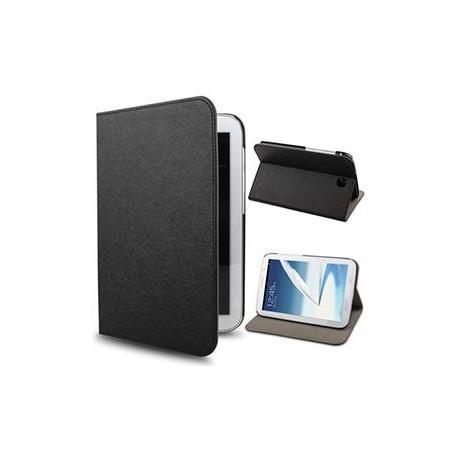 Funda Samsung Galaxy Note 8.0 pulg Piel Negro (Soporte)