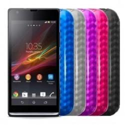 Funda Silicona Sony Xperia SP C5303 (colores)
