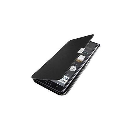 Funda Flip Cover LG P700 Optimus L7 Negro