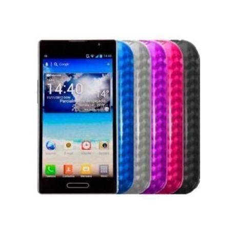 Funda Silicona LG P760 Optimus L9 (colores)
