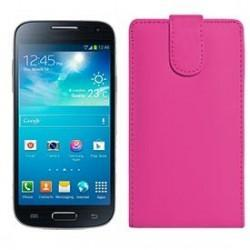 Funda Piel Exclusiva Samsung i9195 Galaxy S4 Mini