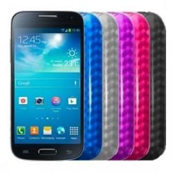 Funda Silicona Samsung i9195 Galaxy S4 Mini (colores)