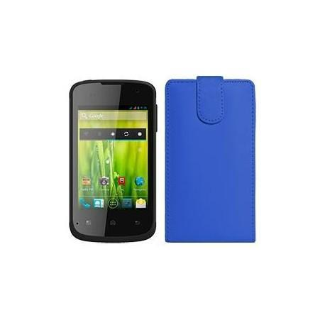 Funda Piel Exclusiva BQ Aquaris 3.5 pulg