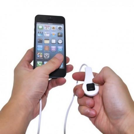 Control remoto para Cámara de iPhone / iPad - blanco