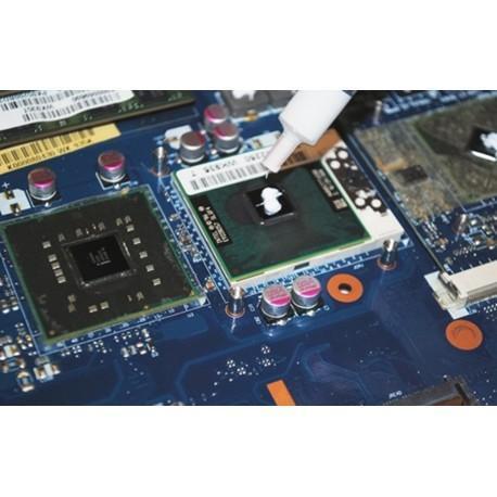 Cambio pasta térmica Portátil y limpieza sistema de ventilación / refrigeración