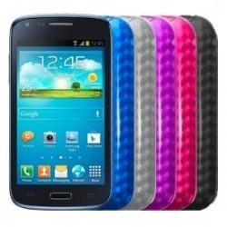 Funda Silicona Samsung i8260 Galaxy Core (colores)