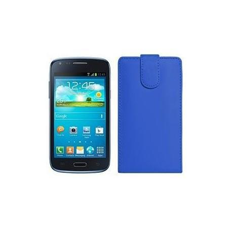 Funda Piel Exclusiva Samsung i8260 Galaxy Core