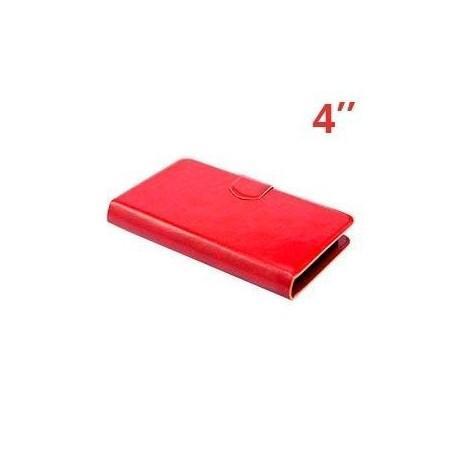 Funda Universal Flip Cover Tamaño 4 pulg (colores)