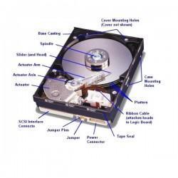 Presupuesto recuperación datos Discos Duros (mecánicos)