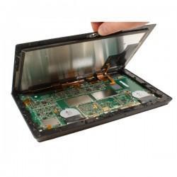 Reparación conector alimentación Tablet