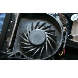 Cambio ventilador portátil