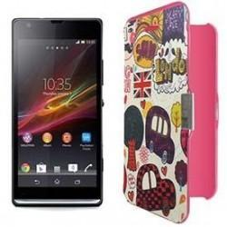 Funda Flip Cover Sony Xperia SP (colores)