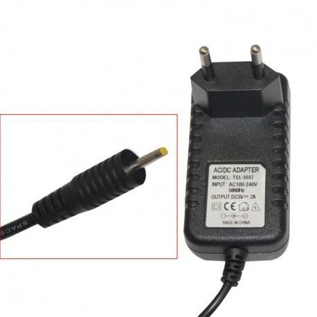 Adaptador/Cargador de corriente 5V 2A de 2.5mm US / EU para Tablet android