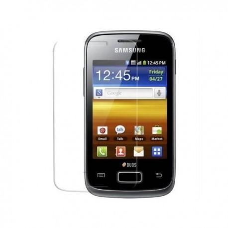Protector Pantalla Adhesivo Samsung Galaxy Y Duos S6102 S6102B