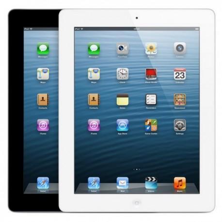 Reparación pantalla táctil iPad 4