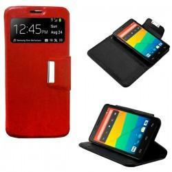 Funda Flip Cover BQ Aquaris E5 HD
