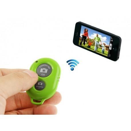 Control remoto de Cámara Smartphone por Bluetooth para iPhone / iPad / iPod / Android / Samsung / HTC